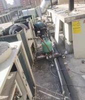 空气能机组维修清洗