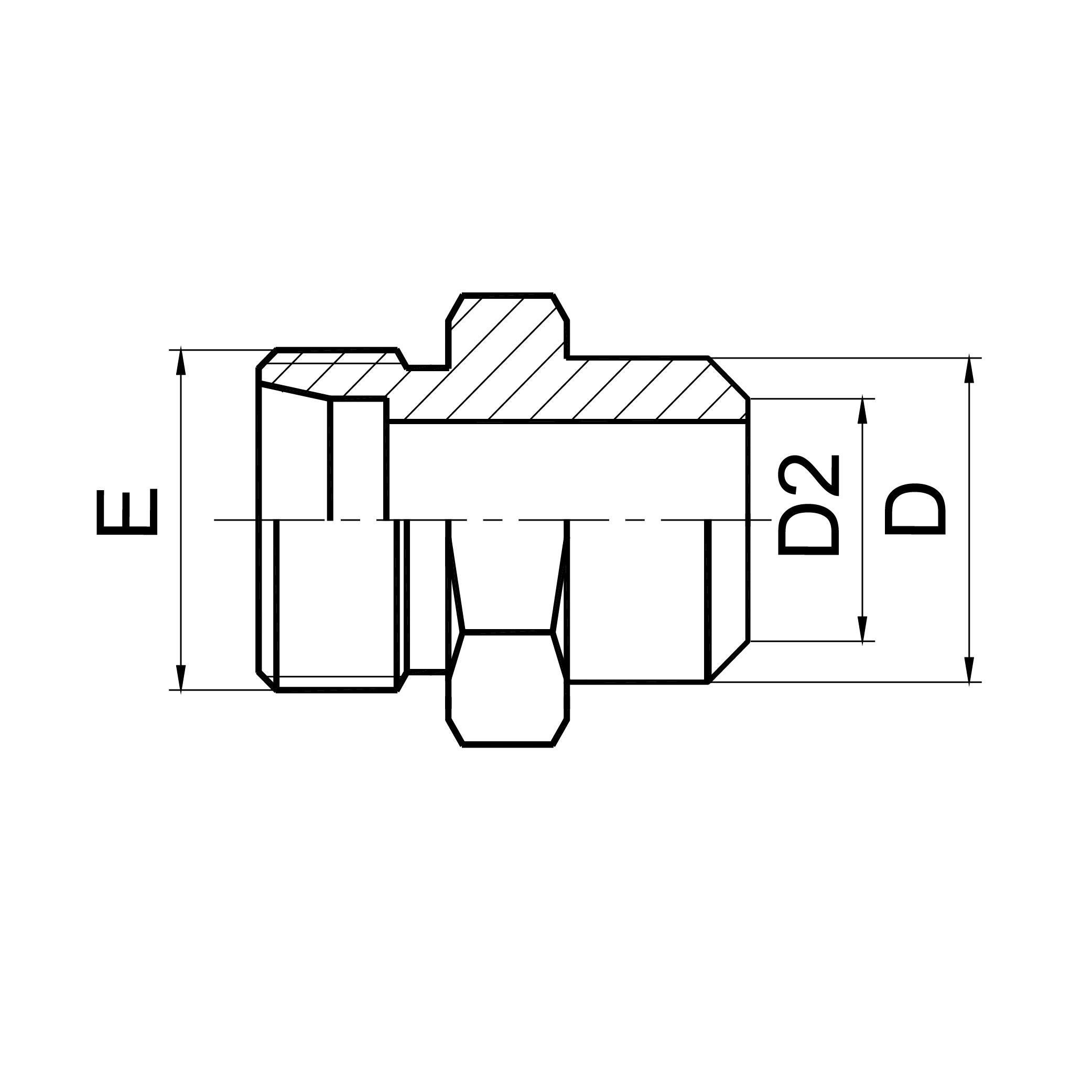 焊接接头 1CW/1DW