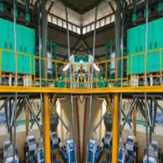 北京日生产40吨面粉机械设备