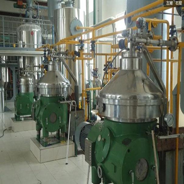 连续炼油设备