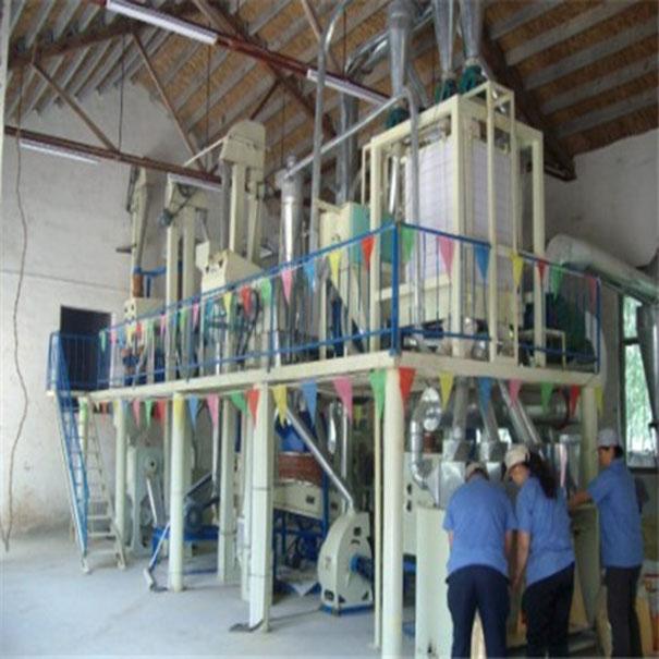 中小型面粉机械