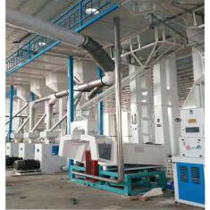 北京日生产100吨面粉机设备
