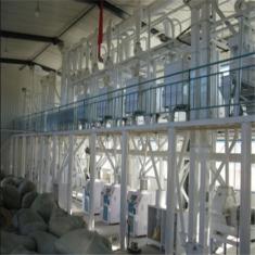 日加工玉米80吨联产生产线