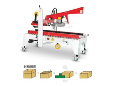 低速型自动折盖封箱机CCP-FC500