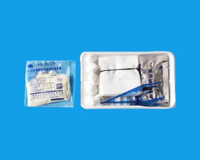 一次性使用缝合换药套件 I 型一缝合型