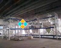 唐山现浇复合保温模板设备生产线