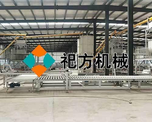 黑龙江一体化外墙保温模板设备