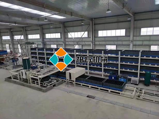 葫芦岛自保温砌块设备生产线