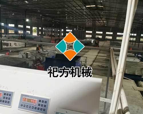 益阳卧式墙板设备生产厂家价格