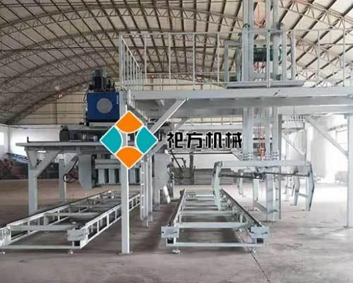 黑龙江复合保温模板设备