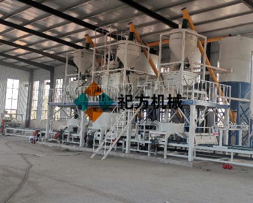 上海复合保温模板设备